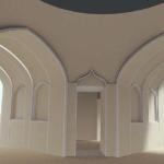 ساختمان و معماری و هنر ایران زمین